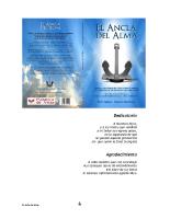 EL ANCLA DEL ALMA – Seghezzo- Marchesán