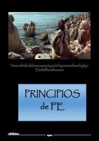 Principios de Fe (Pablo Seghezzo)